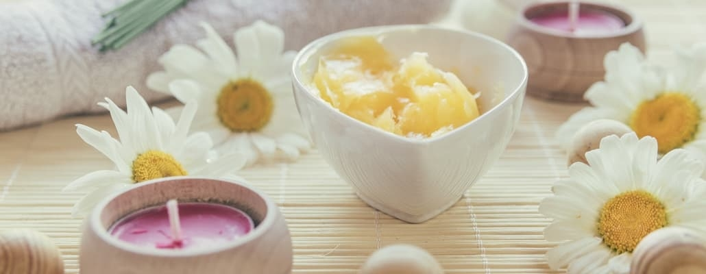 La douceur du beurre de karité