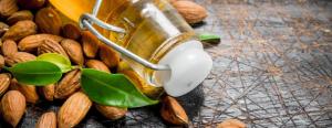 Les qualités de l'huile d'amande douce